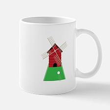 Golf Windmill Mugs