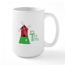 Its Tee Time Mugs