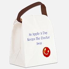 Raggedy Man Canvas Lunch Bag