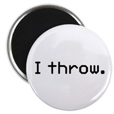I throw Magnet