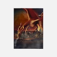 Dragon Attack 5'x7'Area Rug