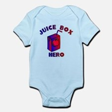 Juice Box Hero Infant Bodysuit