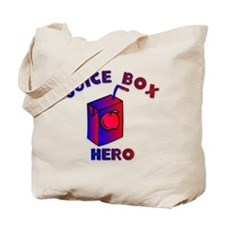 Juice Box Hero Tote Bag