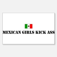 Mexican Girls Decal