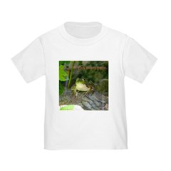 It's Easy Being Green Toddler T-Shirt