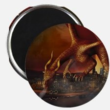 Dragon Attack Magnets