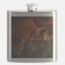 Dragon Attack Flask