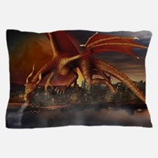 Dragon Attack Pillow Case