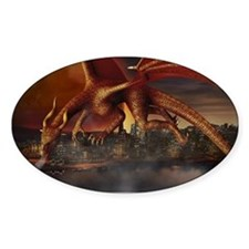 Dragon Attack Decal