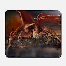 Dragon Attack Mousepad