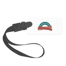 In Bacon We Trust Luggage Tag