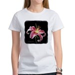 Stargazer Lily Women's T-Shirt