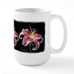 Stargazer Lily Large Mug