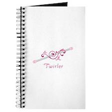 Twirler Baton Journal
