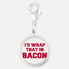Id-wrap-that-in-bacon-FRESH-RED Charms