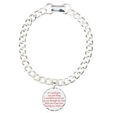 if-I-could-give-you-one-thing-opt-red Bracelet