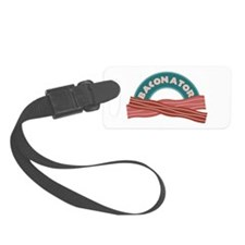 Baconator Luggage Tag