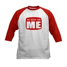 As Seen On Me Baseball Jersey
