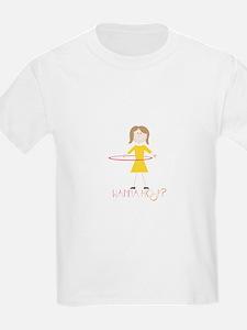 Wanna Hoop T-Shirt