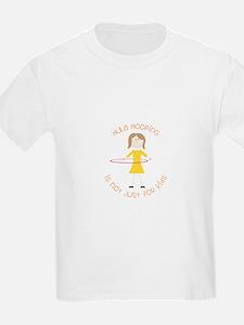 Hula Hooping T-Shirt