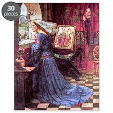 Waterhouse: Fair Rosamund Puzzle