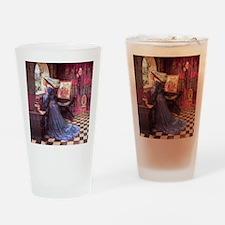 Waterhouse: Fair Rosamund Drinking Glass