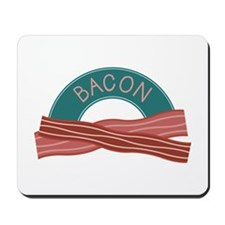 Bacon Breakfast Mousepad