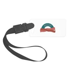 Bacon Breakfast Luggage Tag