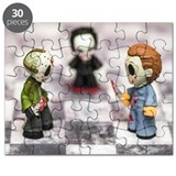 Doll collection puzzles Puzzles