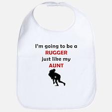 Rugger Like My Aunt Bib