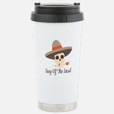 Day Of The Dead Travel Mug