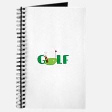 GOLF CLUBS Journal