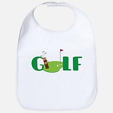 GOLF CLUBS Bib