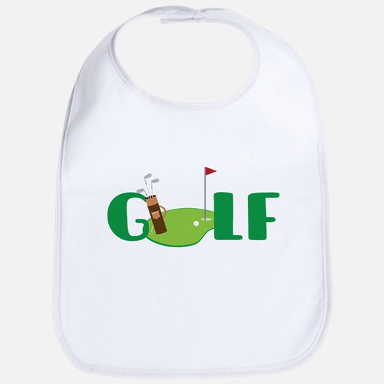GOLF CLUBS Bib