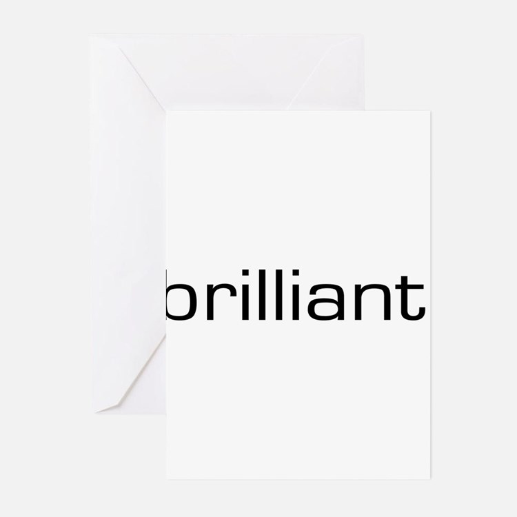 brilliant Greeting Cards