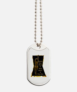 Baby Got Back Dog Tags