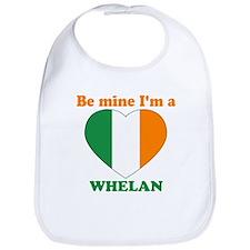 Whelan, Valentine's Day Bib