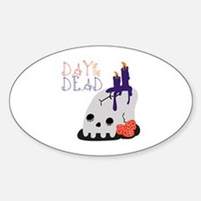 Day Of The Dead Decal