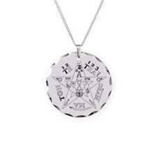 Eliphas Levi's Pentagram Necklace