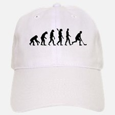 Floorball Evolution Baseball Baseball Cap