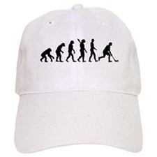 Floorball Evolution Baseball Cap
