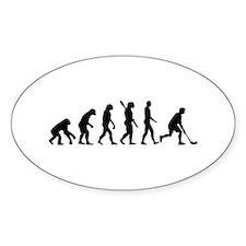 Floorball Evolution Decal