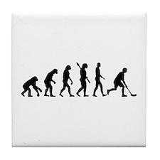 Floorball Evolution Tile Coaster