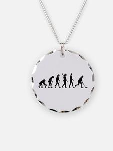 Floorball Evolution Necklace