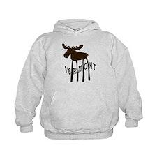 Vermont Moose Hoodie