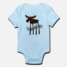 Vermont Moose Body Suit