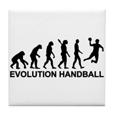 Evolution Handball Tile Coaster