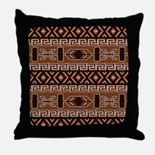 Unique American indian Throw Pillow