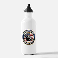 CVN-68 USS Nimitz Water Bottle