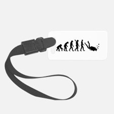 Evolution Diving Luggage Tag